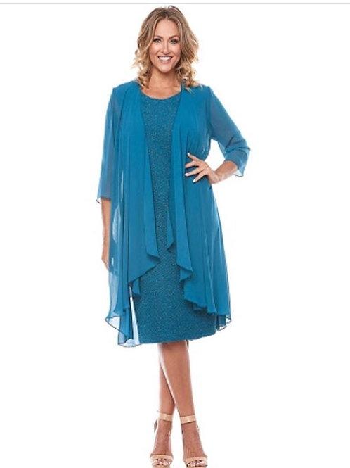 Layla Jones LJ0006 Dress and Jacket
