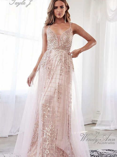 Tayla J T7410 Formal Gown