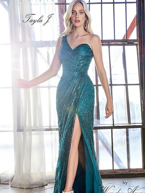 Tayla J T102 Evening Gown