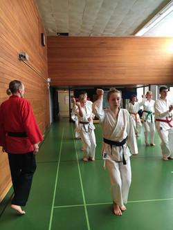 Jugend Training