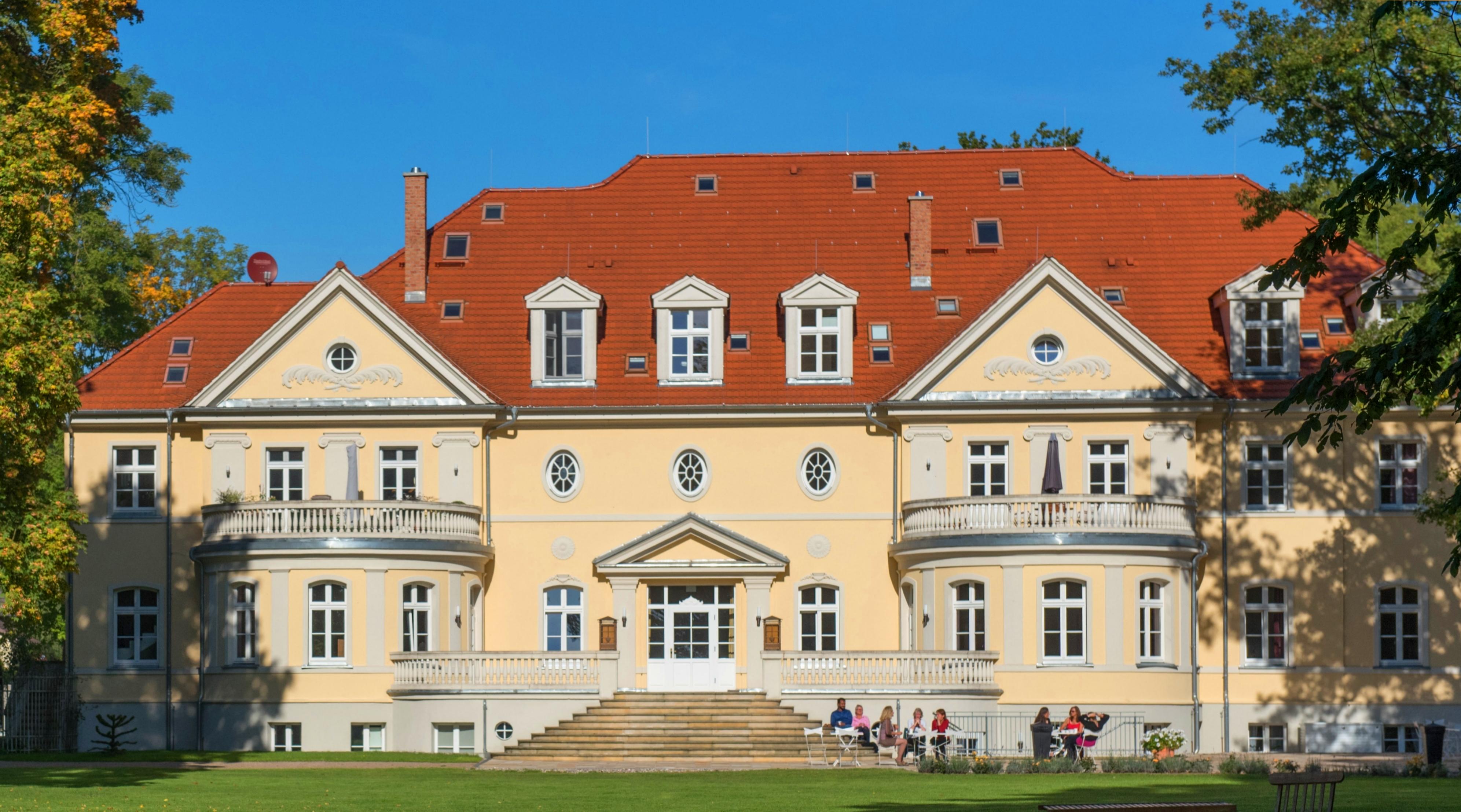 Kloster Saunstorf Parkseite