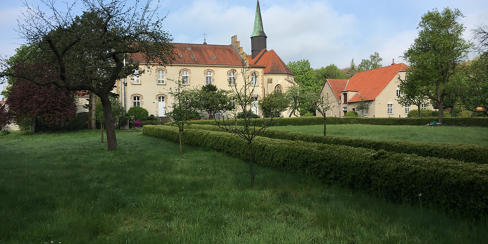 Za Zen Seminar im Kloster Vinnenberg Nähe Warendorf, Sept. 2021