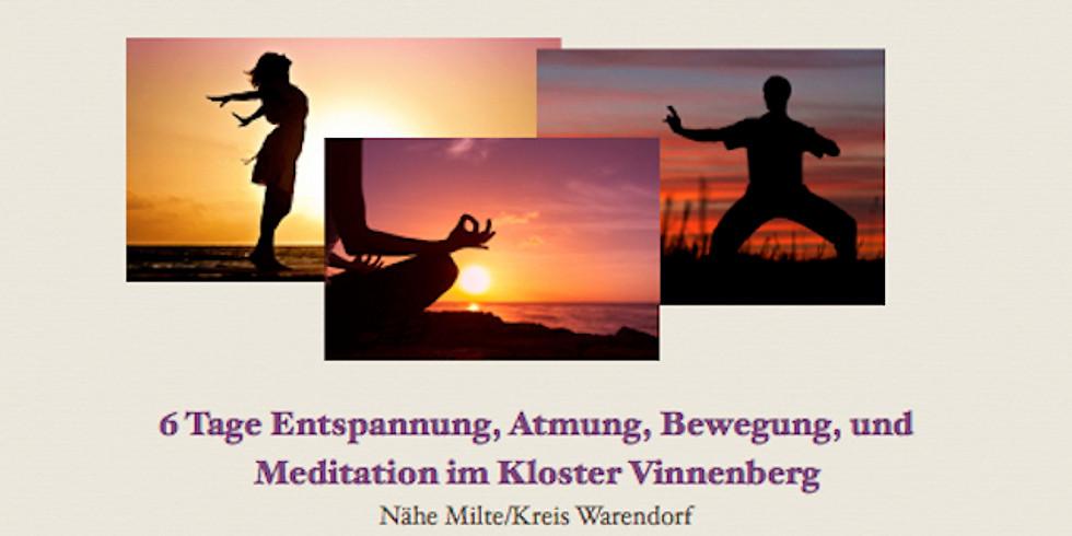 Deine ganz persönliche Klosterwoche im Geiste des Zen, Nähe Warendorf, im Juli/18