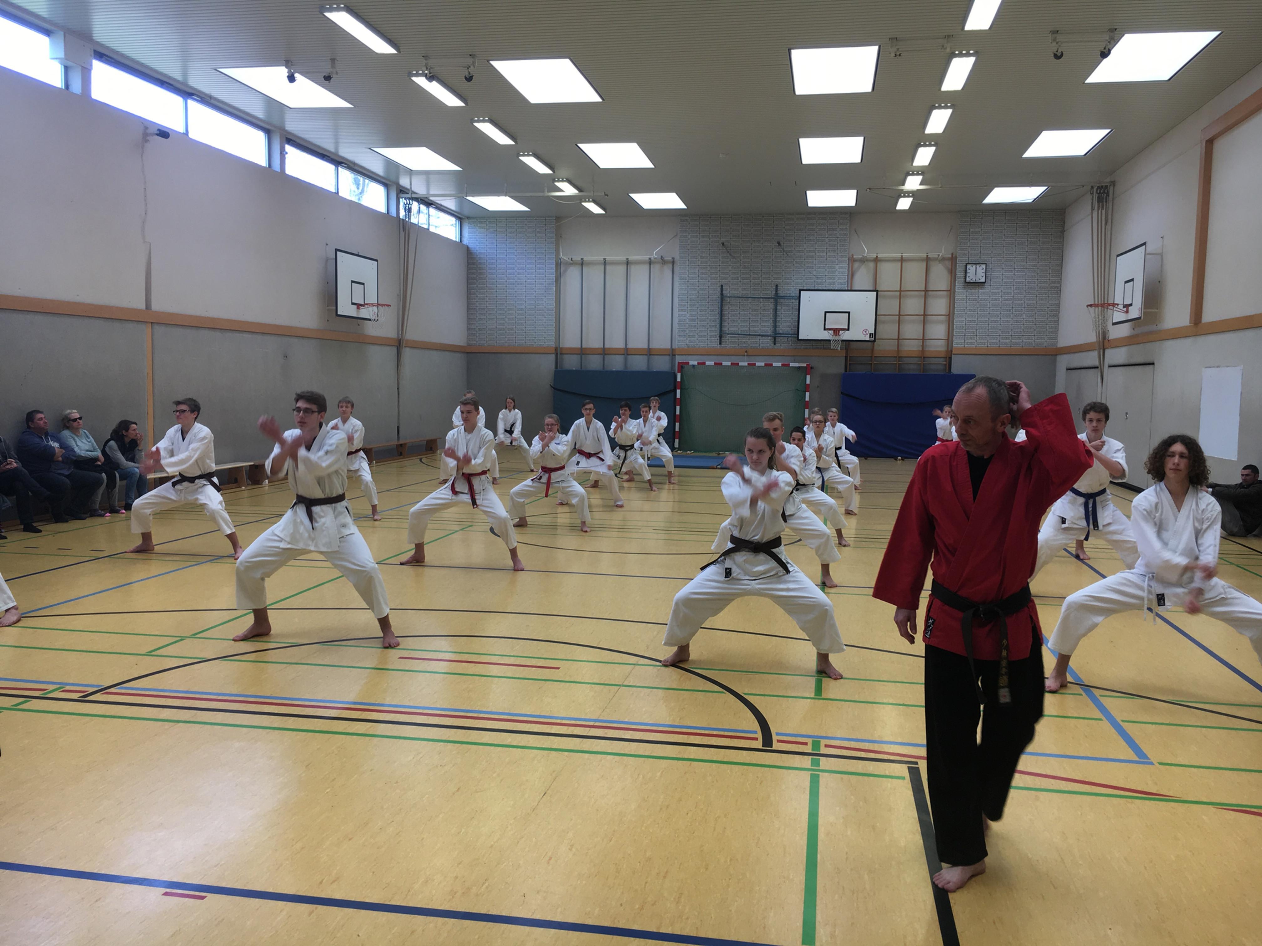Ausbildung: Zen-Kampfkunstlehrer/in