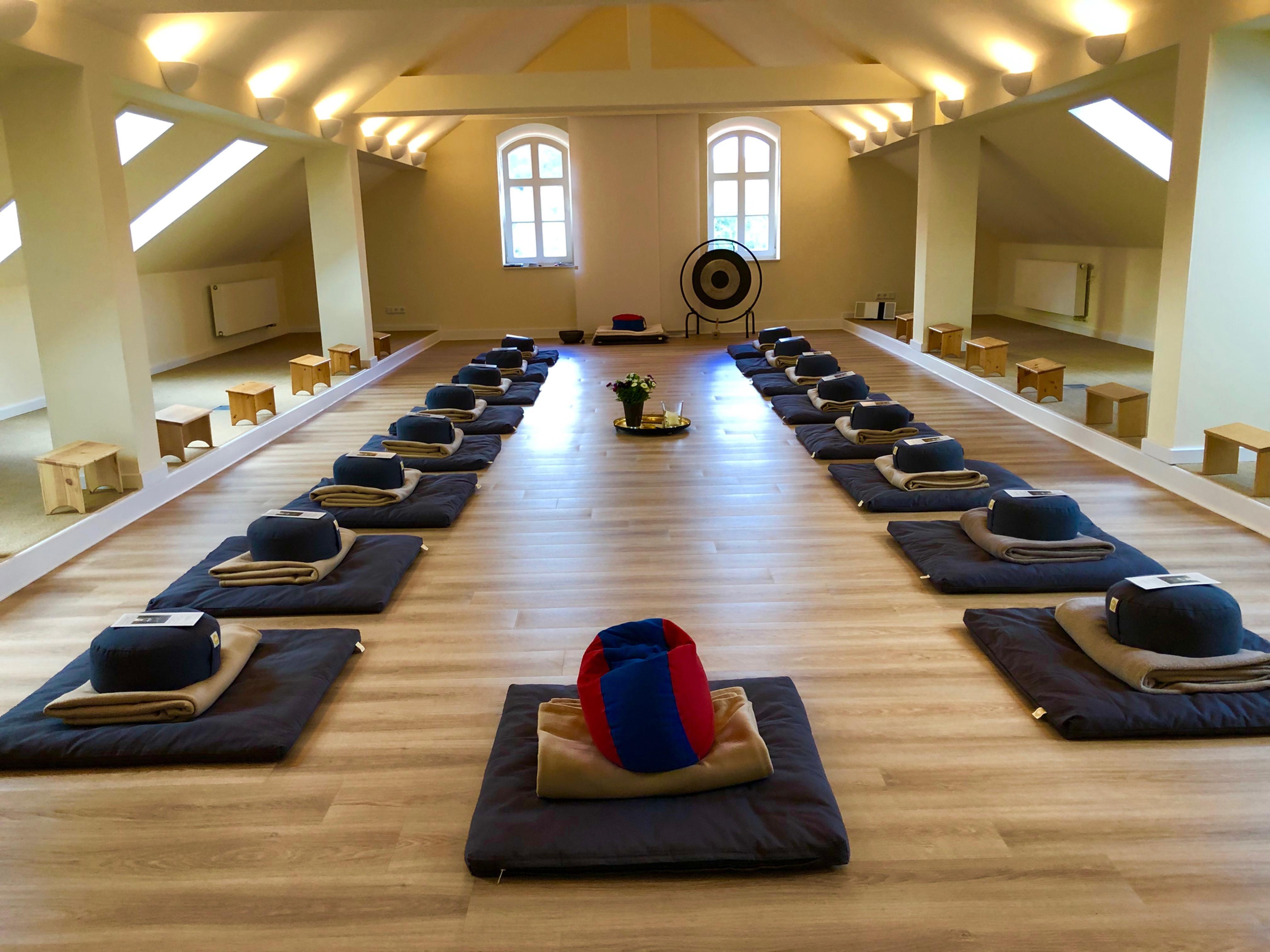 Ausbildung: Zen-Lehrer/in