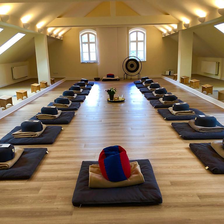 4 Tage Schweige-Auszeit im Geiste des Zen, Kloster Vinnenberg Nähe Warendorf, Okt. 2021