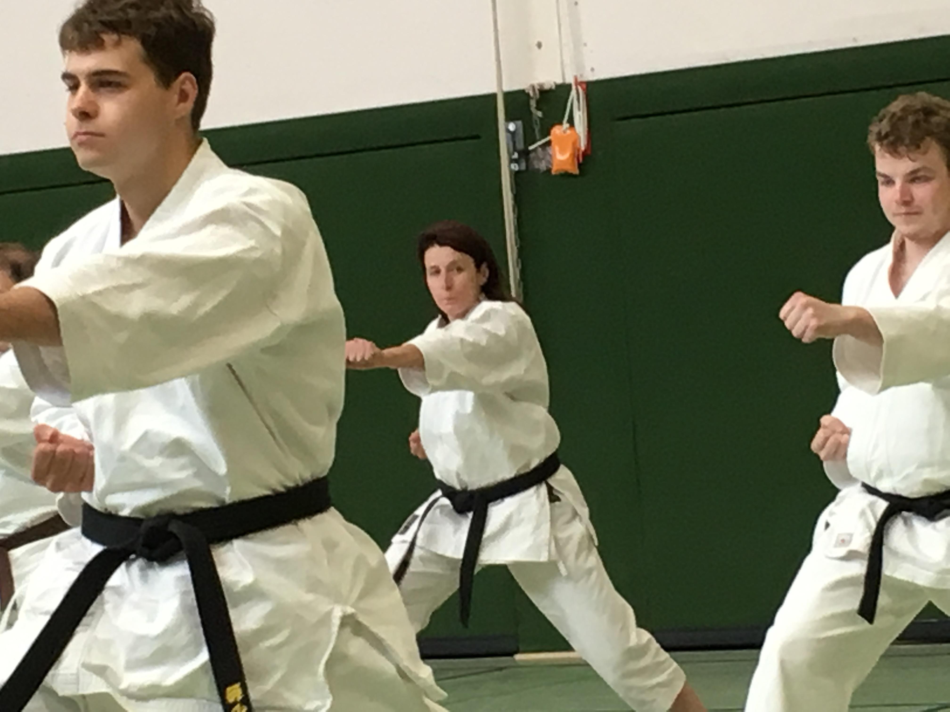 Ausbildung: Kampfkunstlehrer/in