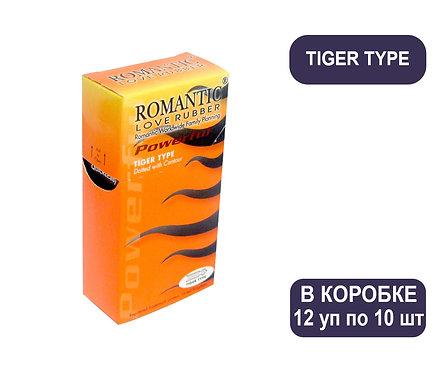 Коробка Презервативов RLR QUICK & EASY TIGER TYPE CONDOM 10 PCS