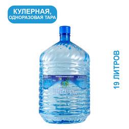 Одноразовая бутылка кулерной негазированной воды Vorgol 19 л