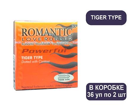 Коробка Презервативов RLR QUICK & EASY TIGER TYPE CONDOM 2 PCS