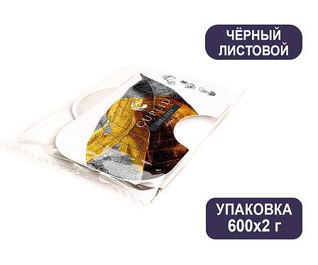 Упаковка Cuplid. Чай чёрный листовой. Пакетированный. 2г. 600 шт