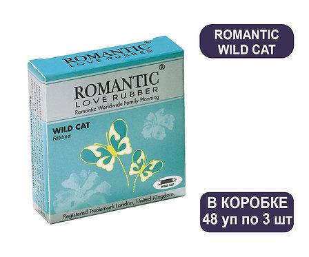 Коробка Презервативов ROMANTIC WILD CAT 3 PCS