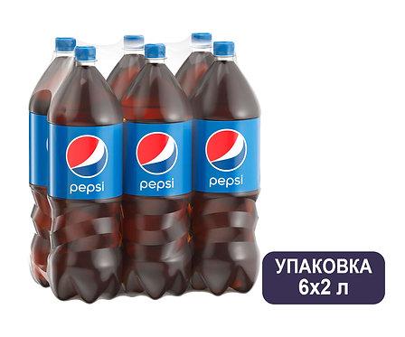 Упаковка Pepsi. ПЭТ. 2 л.