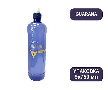 Упаковка ATLETIA GUARANA. ПЭТ. 750 мл