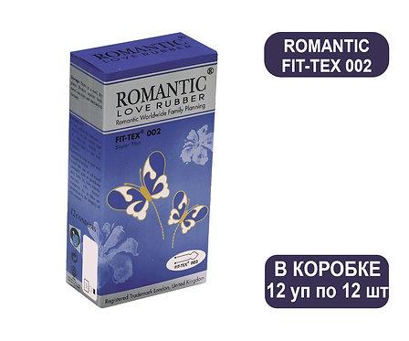 Коробка Презервативов ROMANTIC FIT-TEX 002 12 PCS