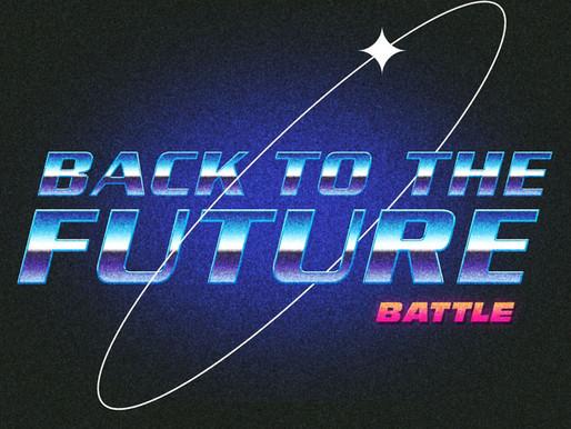 Back to The Future 2021 при поддержке природной воды Vorgol