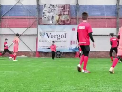 Природная вода Vorgol - партнёр турнира Bless Football Cup 2021