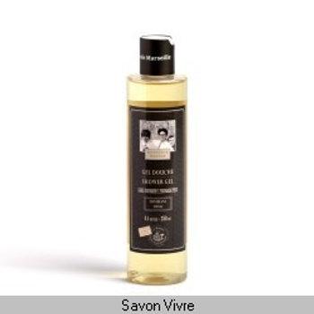 Gel douche 250ml huile d'argan gamme MISTER