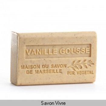 Savon 125 g vanille gousse