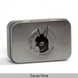 boite-savon-metal-tete-d-anesse-embossee