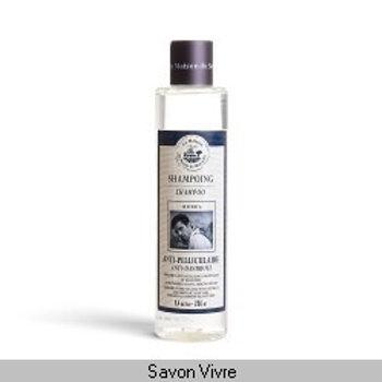 Shampoing anti pelliculaire aux extraits de bois de Panama. Gamme REBEL