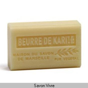 Savon 125 g beurre de karité