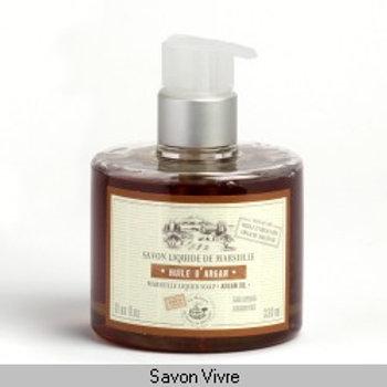 Savon liquide de Marseille à l'huile d'argan. 330ml