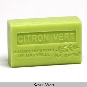 Savon 125 g citron vert