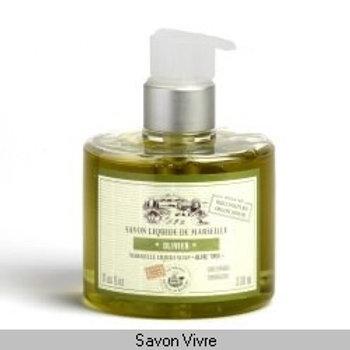 Savon liquide de Marseille à l'huile d'olive. 330ml