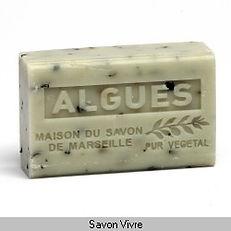 savon 125gr au beurre de karite bio algu