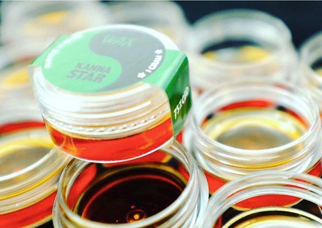 Kannastar CBD Distillate Oil 75.6%