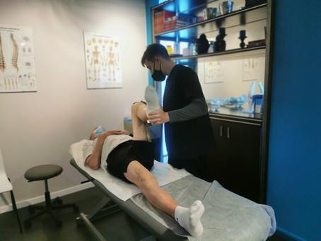 La fisioterapia para combatir los efectos del Covid19