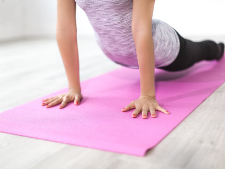 Pilates en casa: Qué hacer y cómo