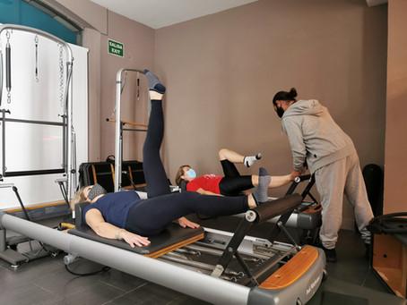 Con el pilates, men sana in corpore sano
