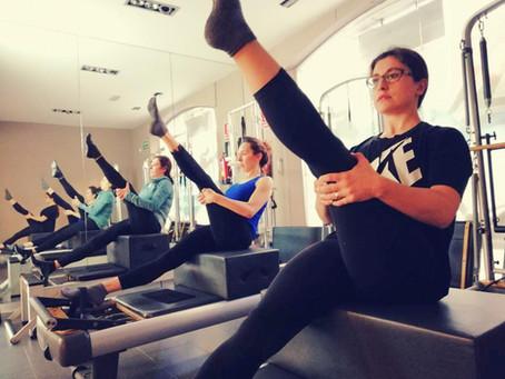 Hazte adicto al Pilates