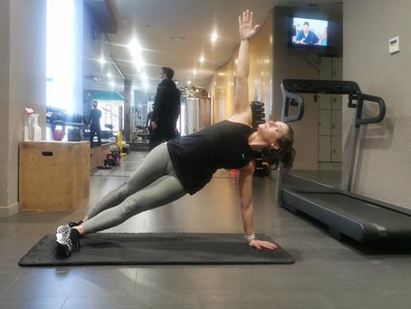 Body balance: Un balance positivo