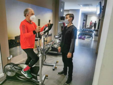 La importancia del ejercicio en la tercera edad