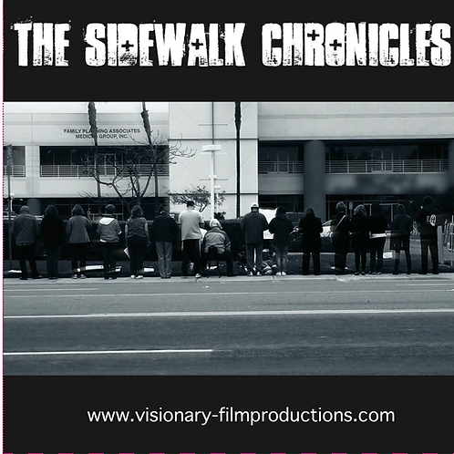 The Sidewalk Chronicles DVD