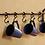 Thumbnail: קולב שישה ווים מברזל