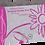 Thumbnail: Blossom Pink Nitrile Powder Free Textured Exam Gloves (Non-USA)