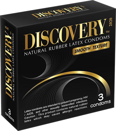 Discovery Smooth Condom