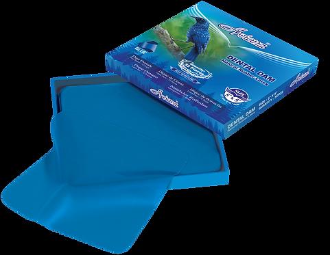 Avianz Blue Rubber Dental Dam