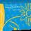 Thumbnail: Blossom Soft Blue Nitrile Powder Free Textured Exam Gloves