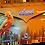 Thumbnail: Avianz Orange Nitrile Powder Free Textured Exam Gloves