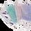 Thumbnail: Blossom 3-PLY Latex Free Facemask Round Elastic Earloop