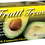 Thumbnail: Frutti Treasure Avocado Green Nitrile Powder Free Textured Exam Gloves