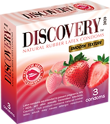3D_Discovery condom_Flavor_Strawberry_In