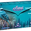 Thumbnail: Avianz Teal Blue Nitrile Powder Free Textured Exam Gloves