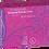 Thumbnail: Blossom Lila Nitrile Powder Free Textured Exam Gloves