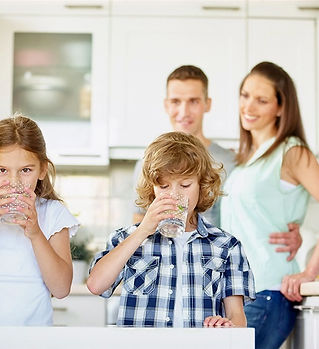 bigstock-Boy-and-girl-drinking-water-wi-